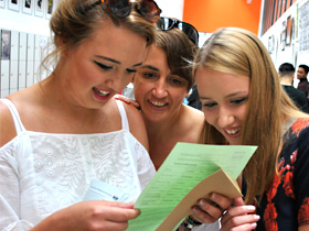 Dramatic Increase in the much Coveted A* Grade