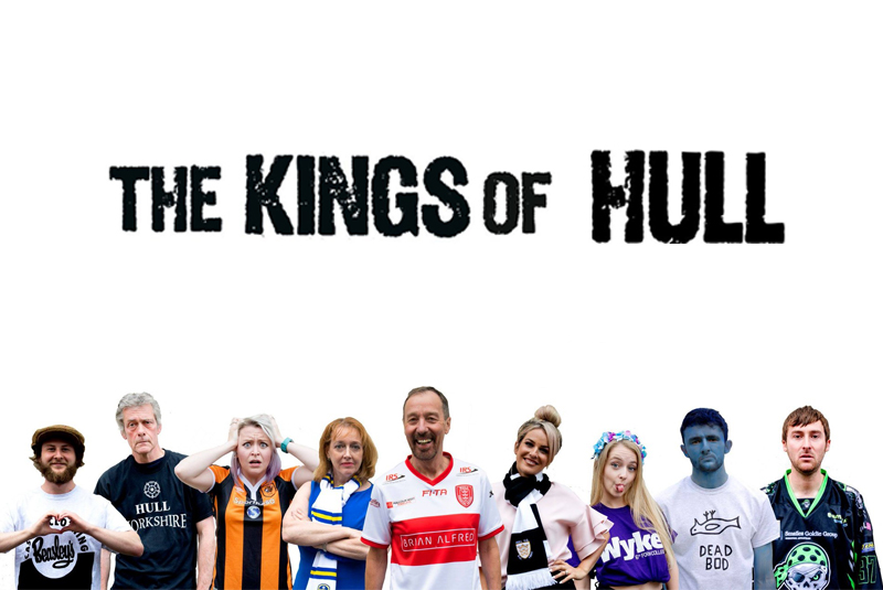 Promotional advert for the Kings of Hull