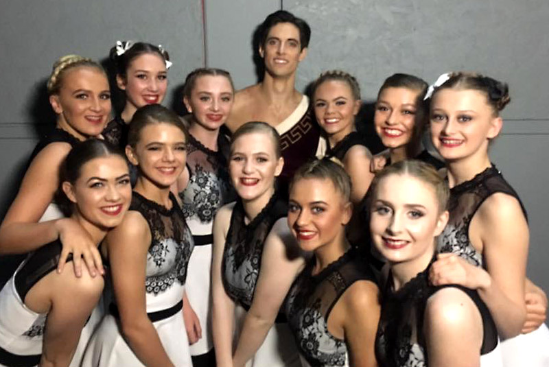 Students Star with Royal Ballet