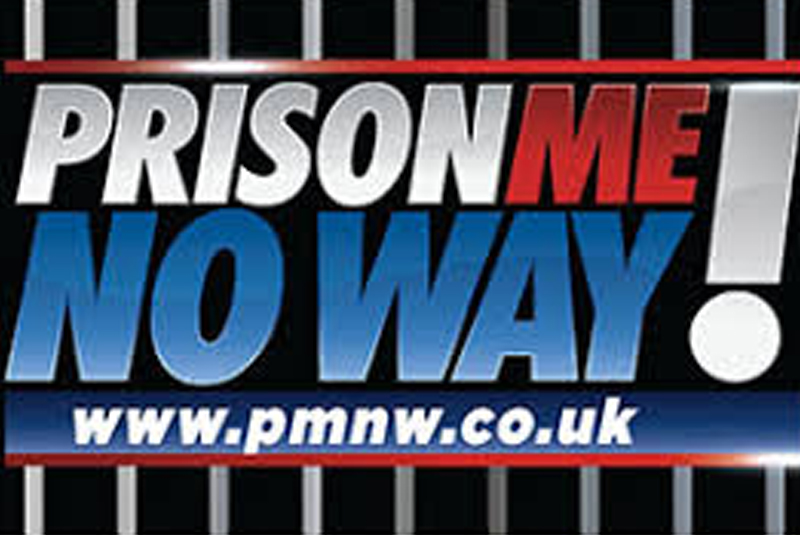 Image result for prison me no way