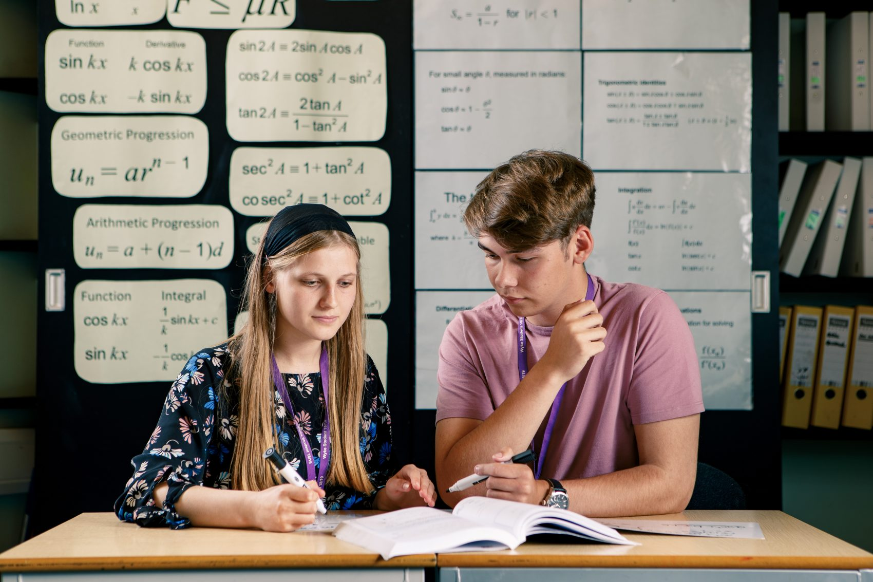 Preparing for Study: A Level Maths and Further Maths