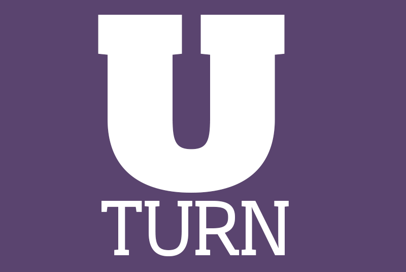 u-turn on results