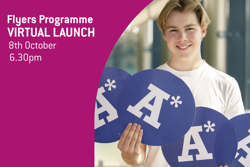 Flyers Programme Launch – 1st Year Students