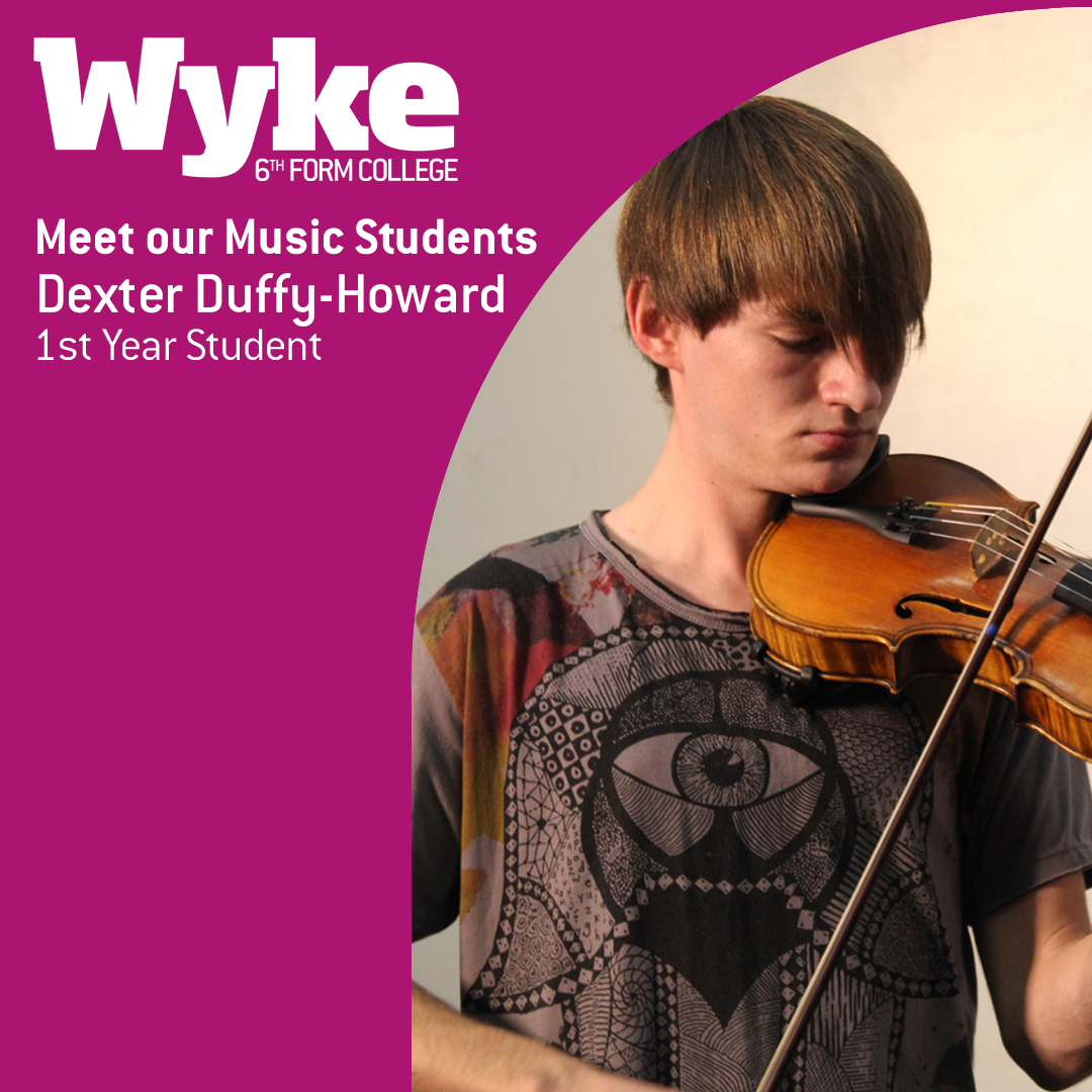 Meet our Music Students: Dexter