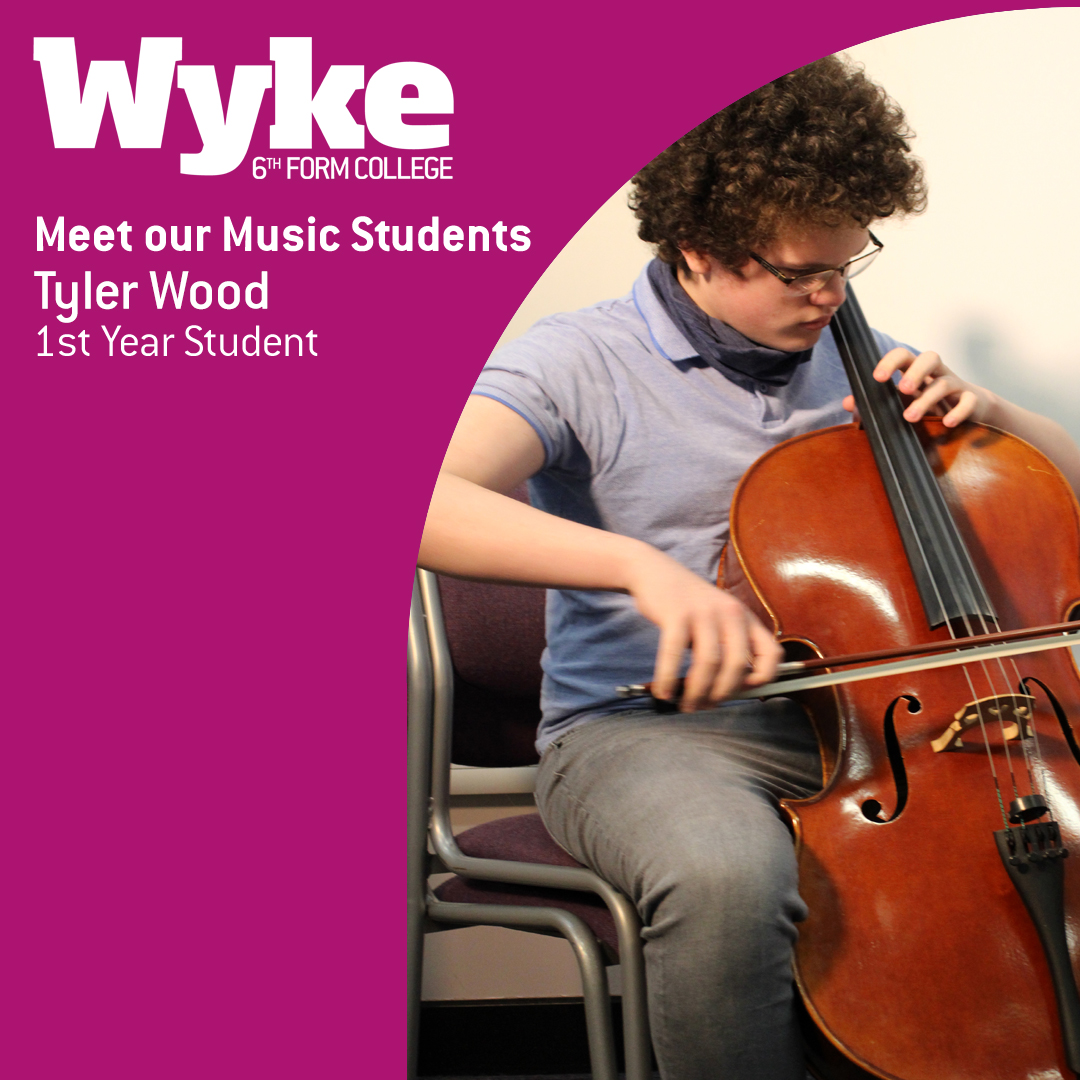 Meet our Music Students: Tyler