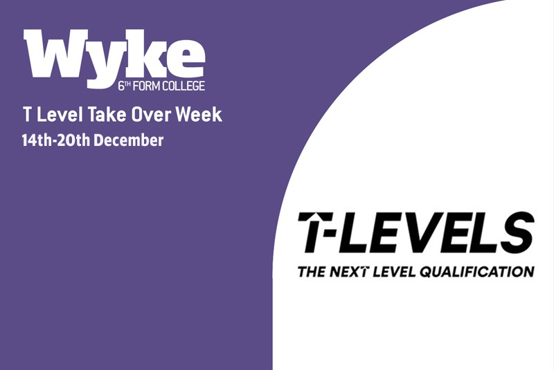 T Level Take Over Week